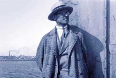 Le Corbusier en el Río de la Plata, 1929