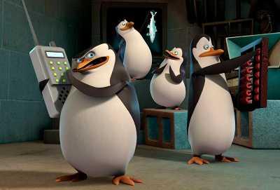 Los Pingüinos De Madagascar Series Cuajito Estrellas De Televisión S01 E24 Programación De Tv En Argentina Mi Tv