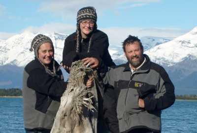 Desafio no Alasca