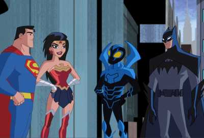 justice league s01e23