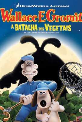 o filme wallace e gromit a batalha dos vegetais