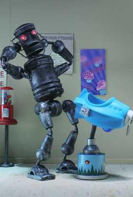Cáncer de próstata Optimus Prime