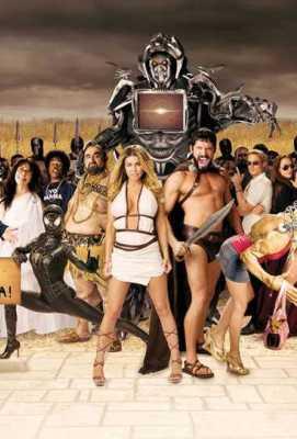 Ver Una loca película de esparta (2008) HD 1080p [Latino ...